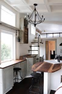 interiors of small homes tiny house town tiny getaway house by handcrafted movement