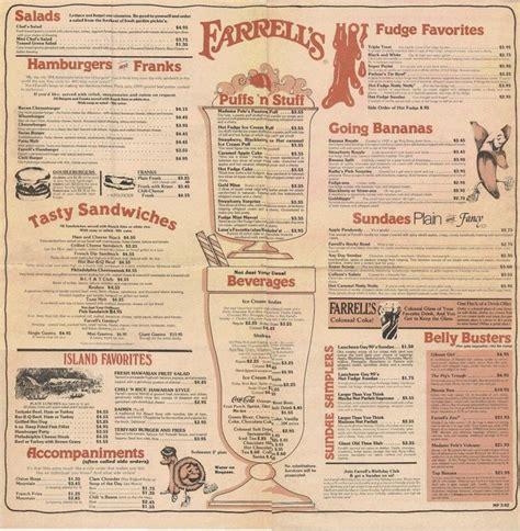 farrells ice cream parlor soda fountain pinterest
