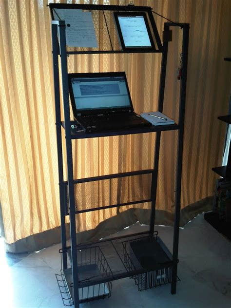 ikea standing desk hacks lifehacker australia