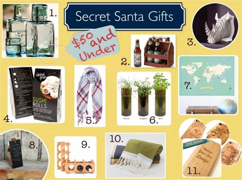 ethical secret santa gifts 50 made to travel