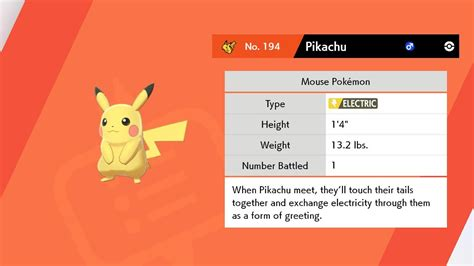 Pokemon Sword And Shield Pikachu How To Find Pikachu