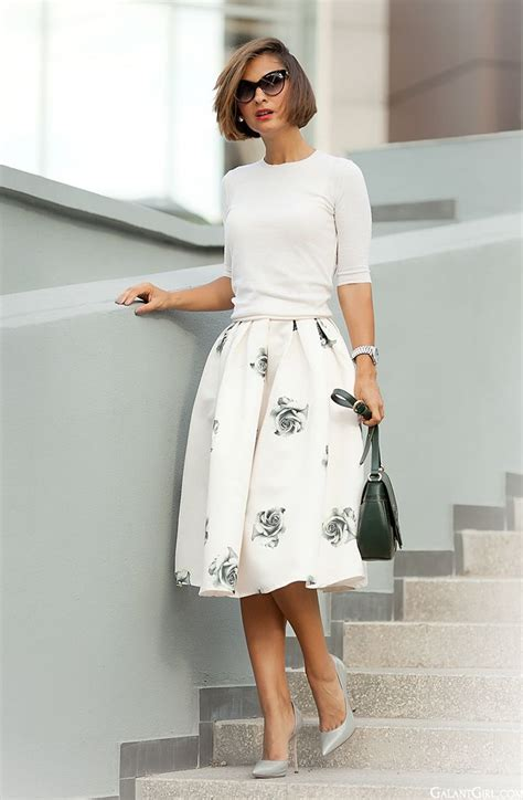Stunning Skirts to Sport this Spring u2013 Glam Radar