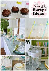 budget bridal shower decor and ideas cottages decor and With cheap wedding shower ideas