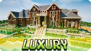 luxury home interior photos minecraft luxury brick mansion house map w
