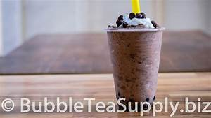 How to Make Chocolate Chocolate Chip Bubble Tea with Boba ...