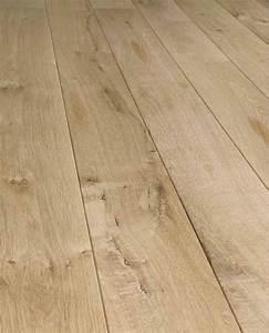 parquet massif brut pas cher le bois chez vous With parquet bois massif pas cher