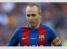Barcelona transfer news Andres Iniesta future not top