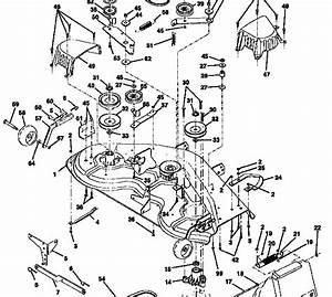 Wiring Database 2020  27 Craftsman Mower Belt Diagram