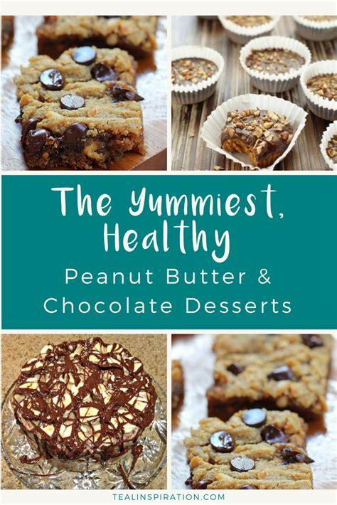The Yummiest Peanut Butter Dessert Recipes Teal Inspiration