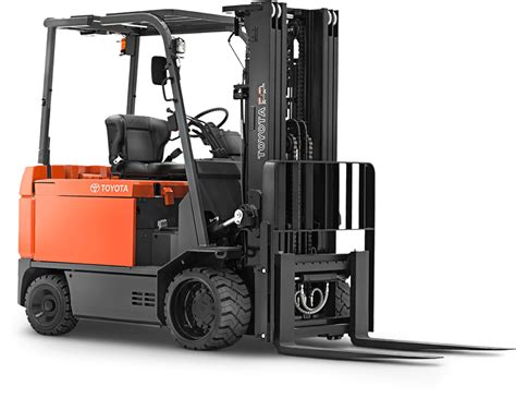 large electric rider forklift  lbs  lift