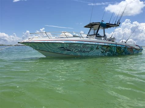 Offshore Boats Videos by Ta Bay Offshore Fishing The Boat