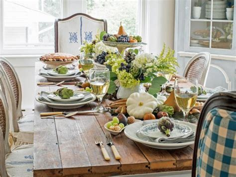 Create  Harvest Inspired Thanksgiving Centerpiece