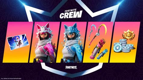 Fortnite Crew Vi Skin Release Date & What You Should Know