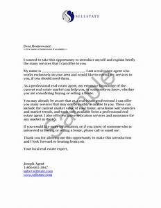 real estate letters of introduction introduction letter With farming letters for real estate agents