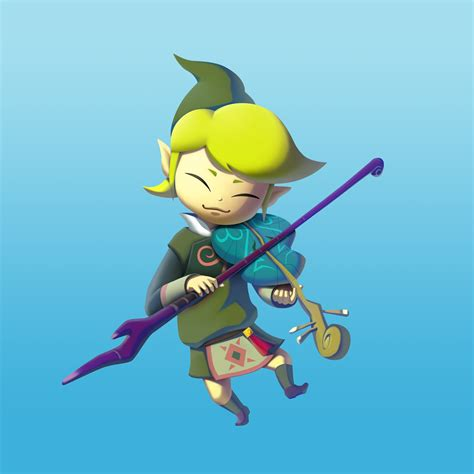 The Legend Of Zelda The Wind Waker Hd Rpg Site