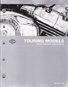 2014 Harley Touring Models Part Parts Manual Book Catalog