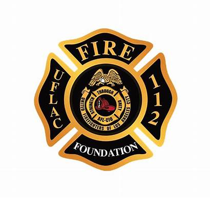 Fire Foundation Angeles United Donate Firefighters Calendar