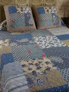 Couvre Lit Patchwork : les 25 meilleures id es de la cat gorie couvre lit patchwork sur pinterest couvre lit b b ~ Teatrodelosmanantiales.com Idées de Décoration