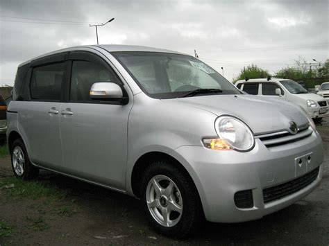 Toyota Sienta Picture by 2009 Toyota Sienta For Sale 1500cc Gasoline Ff