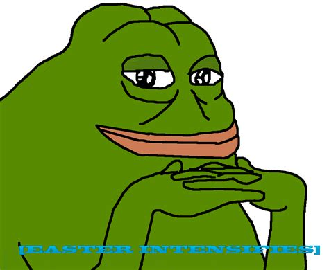 Gif Meme Easter Intensifies Pepe The Frog Your Meme