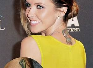 Audrina Patridge Tattoos | Tattoos of Audrina Patridge ...