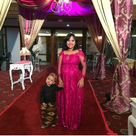 inspirasi kebaya  ibu hamil muslimah  style