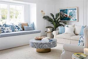 Coastal, Hamptons, The, Iconic, Us, Beachside, Interior, Design