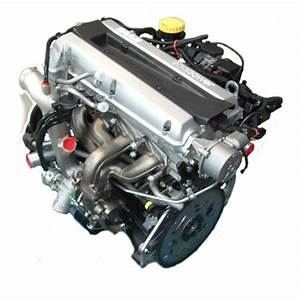 Complete Engine For Saab 9 5 2 0 Turbo 150 Hp  Manual