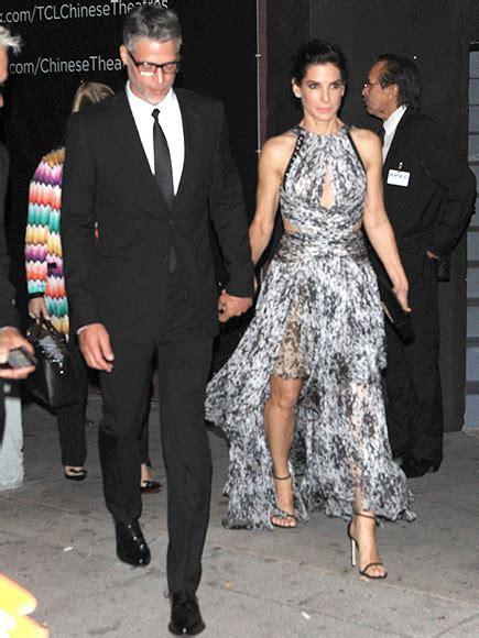 Sandra Bullock and Boyfriend Bryan Randall Make Their Red ...