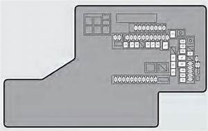 Lexus Gs450h  2014  - Fuse Box Diagram