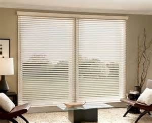 Patio Door Window Treatment Ideas by Tips To Install Wooden Blinds For French Doors