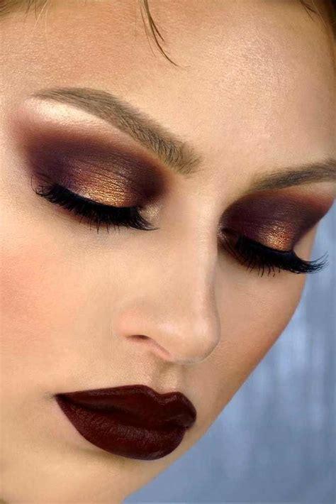 enhance  beauty  amber eyes makeupjournal