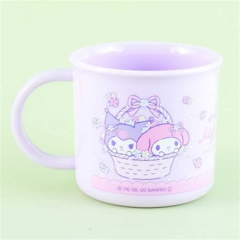Find & download free graphic resources for coffee cup mockup. My Melody & Kuromi Springtime Cup - Blippo Kawaii Shop