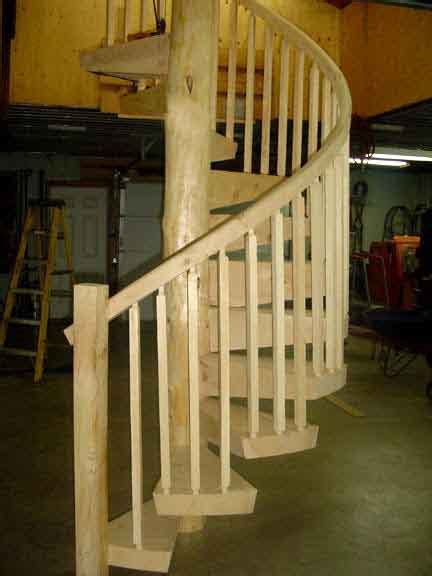 cheapest spiral staircase kits rustic stairs
