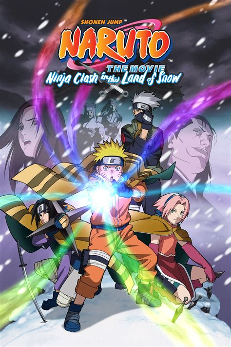 naruto   ninja clash   land  snow
