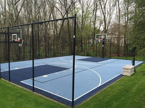 outdoor basketball court lighting backyard basketball court with ideas game needham