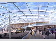TRANSFORMING MANCHESTER VICTORIA STATION