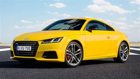 Audi Tts by 2016 Audi Tts Coupe Review Road Test Carsguide