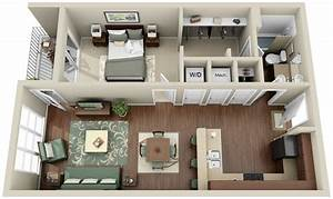 Modren Plan  13 Awesome 3d House Plan Ideas That Give A