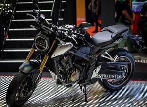Boon Siew Honda Launches Cbr650r And Cb650r