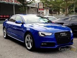 Audi A5 Sportback Business Line : audi a5 sportback 2014 2 0 tfsi quattro 2 0 in selangor automatic hatchback blue for rm 310 000 ~ Gottalentnigeria.com Avis de Voitures