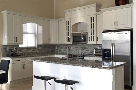 Assemble It Cupboards by Casselton Ivory Ready To Assemble Kitchen Cabinets