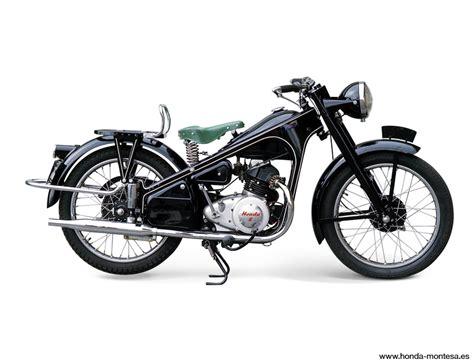 1952 Honda Dream E Type