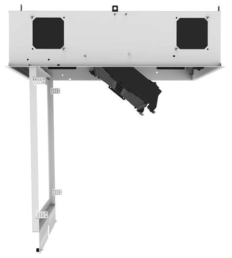 atlasied cr concealed ceiling rack   equipment