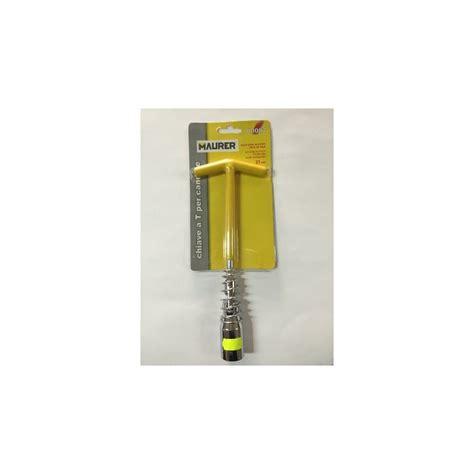 chiave per candele auto chiave a t per candele con doppio snodo 21mm ferramenta