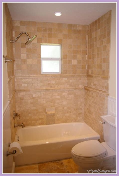 10 Best Small Bathroom Tile Ideas  1homedesignscom