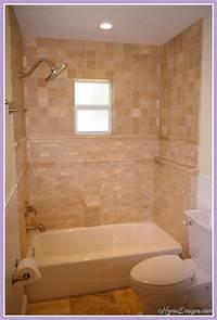 best tile for shower 10 Best Small Bathroom Tile Ideas | 1HomeDesigns.Com