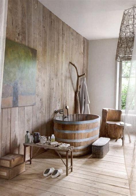 salle de bain rustique le porte serviette en 40 photos d id 233 es pour votre salle de bain archzine fr