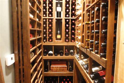 wine cellar closet the house