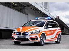 BMW auf der RETTmobil 2016